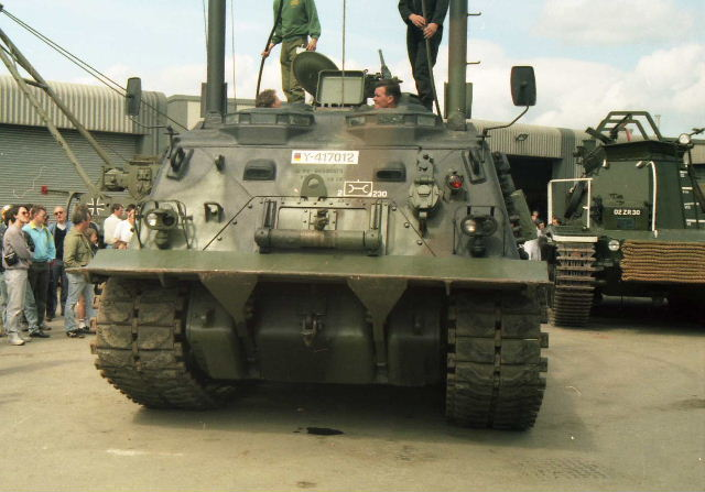 M88 Armoured Recovery Vehicle - LEICESTER MODELLERS
